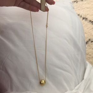 Madewell Ball Necklace